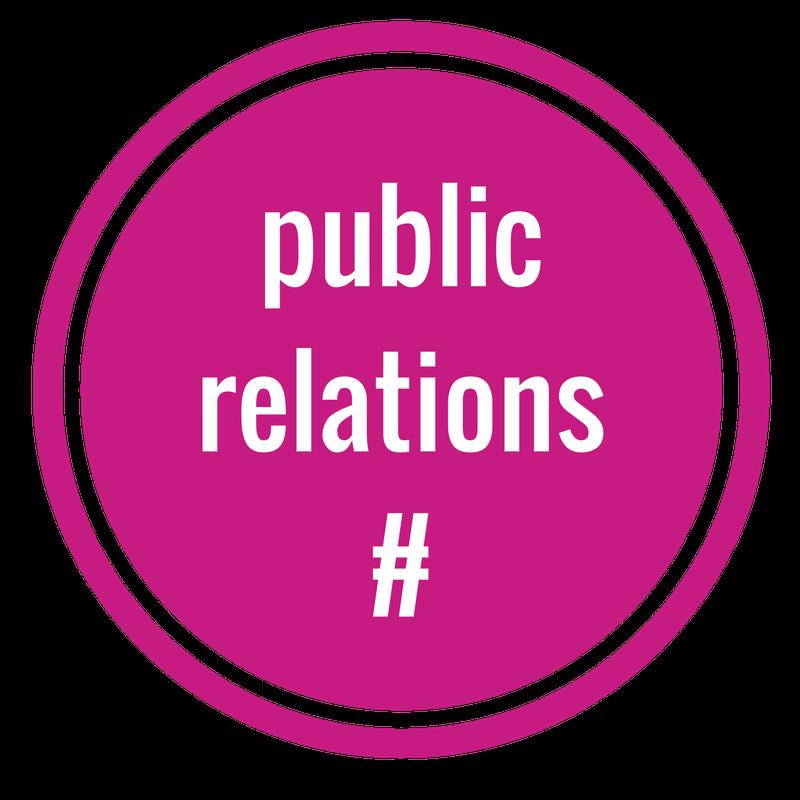 public relations logo