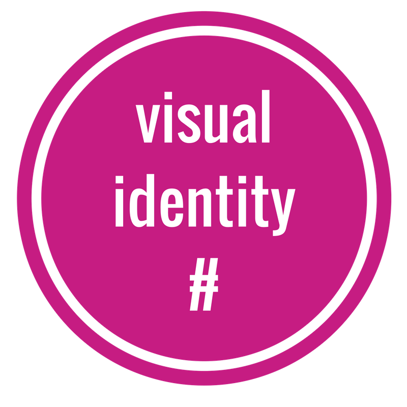 visual identity logo